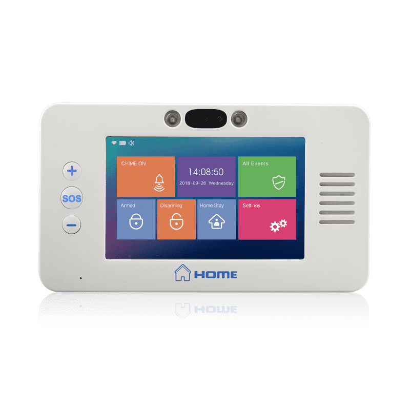 H8 GSM & WiFi  Alarm System